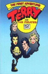 ACG Comics's Terry and the Pirates TPB # 1