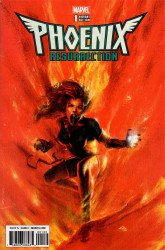 Marvel Comics's Phoenix Resurrection: The Return of Jean Grey Issue # 1f.planet
