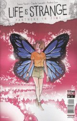 Titan Comics's Life is Strange: Partners in Time Issue # 1d