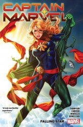 Marvel Comics's Captain Marvel TPB # 2