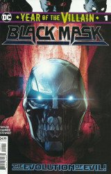 DC Comics's Black Mask: Year of the Villain Issue # 1