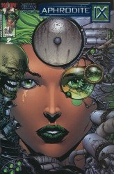 Top Cow's Aphrodite IX Issue # 2c