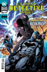 DC Comics's Detective Comics Issue # 986