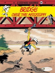 Cinebook's Lucky Luke TPB # 68