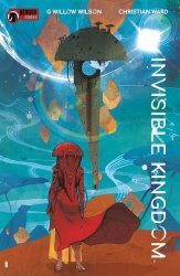 Dark Horse Comics's Invisible Kingdom Issue # 1