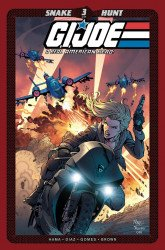 IDW Publishing's G.I. Joe: A Real American Hero Issue # 268ri