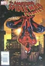 Marvel Comics's Amazing Spider-Man Family Issue # 2b