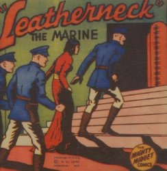 Samuel Lowe Co.'s Leatherneck the Marine Issue nn