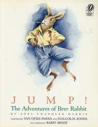 Voyager Books's Jump! The Adventures of Brer Rabbit Soft Cover # 1