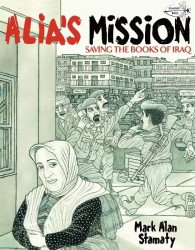 Dragonfly Books's Alia's Mission: Saving the Books of Iraq Soft Cover # 1