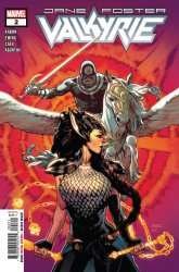Marvel Comics's Valkyrie: Jane Foster Issue # 2