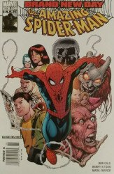 Marvel Comics's The Amazing Spider-Man Issue # 558b