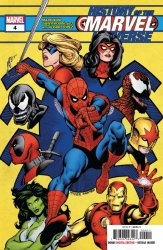 Marvel Comics's History of the Marvel Universe Issue # 4