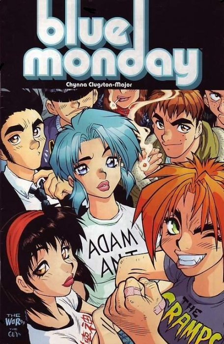 Blue Monday, Vol. 1: The Kids Are Alright