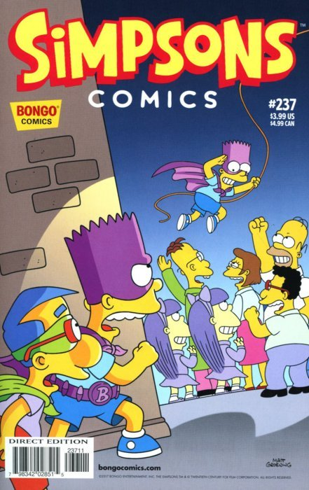 SIMPSONS COMICS #14 NEAR MINT 1st SERIES 1993