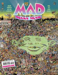 DC Comics's MAD Magazine Issue # 13