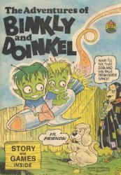 Comic Book World's Adventures of Binkly and Doinkel Issue # 1