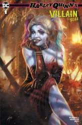 DC Comics's Harley Quinn's Villain of the Year Issue # 1east side