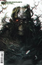 DC Comics's DCeased: Dead Planet Issue # 5b