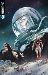 Valiant Entertainment's Divinity II Issue # 3d