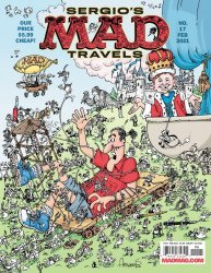 DC Comics's MAD Magazine Issue # 17
