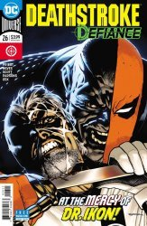 DC Comics's Deathstroke Issue # 26