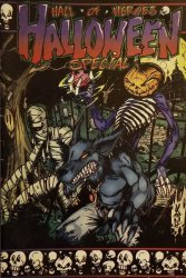Hall of Heroes's Hall of Heroes: Halloween Special Issue # 1