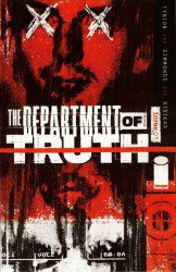 Image Comics's Department of Truth Issue # 1 - 5th Print Oswald