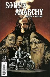 BOOM! Studios's Sons of Anarchy Issue # 13
