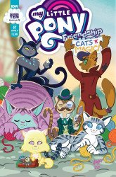 IDW Publishing's My Little Pony: Friendship is Magic Issue # 97