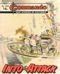D.C. Thomson & Co.'s Commando: War Stories in Pictures Issue # 1549