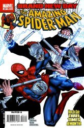 Marvel Comics's The Amazing Spider-Man Issue # 547