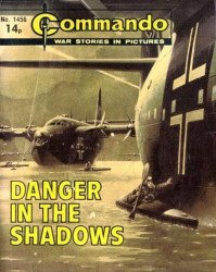 D.C. Thomson & Co.'s Commando: War Stories in Pictures Issue # 1456