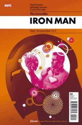 Marvel Comics's Invincible Iron Man Issue # 20