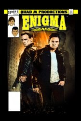 Quad M Productions's Enigma Issue # 1