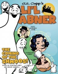 IDW Publishing's Lil Abner: Complete Definitive Edition Hard Cover # 7