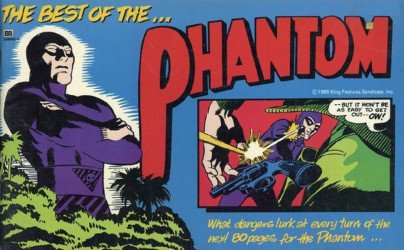 Budget Books's Best of the Phantom Soft Cover # 1