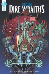 IDW Publishing's ROM: Dire Wraiths Issue # 1ri