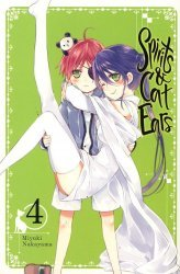 Yen Press's Spirits & Cat Ears Soft Cover # 4