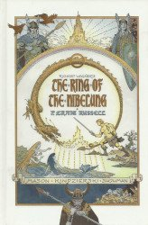 Dark Horse Comics's The Ring of the Nibelung Hard Cover # 1