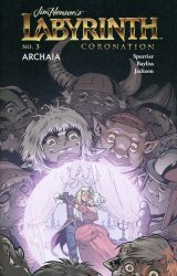 Archaia Studios Press's Jim Henson's Labyrinth Coronation Issue # 3b
