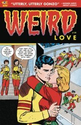 IDW Publishing's Weird Love Issue # 19