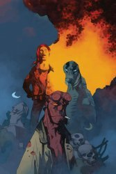 Dark Horse Comics's B.P.R.D.: The Devil You Know Issue # 11b
