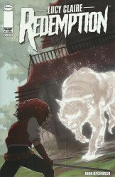 Image Comics's Lucy Claire: Redemption Issue # 3b
