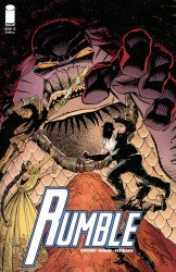 Image Comics's Rumble Issue # 13b