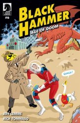 Dark Horse Comics's Black Hammer: Age of Doom Issue # 6