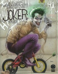 DC Black Label's Joker: Killer Smile Issue # 3b