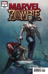 Marvel Comics's Marvel Zombie Issue # 1b