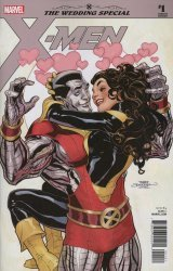 Marvel Comics's X-Men: Wedding Special Issue # 1b