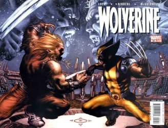 Marvel Comics's Wolverine Issue # 50